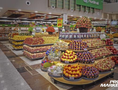 Hortifrúti. Crie uma experiência de compra perfeita.