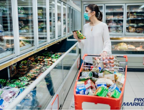 Mesmo com e-commerces, brasileiros preferem ir aos supermercados, diz estudo.