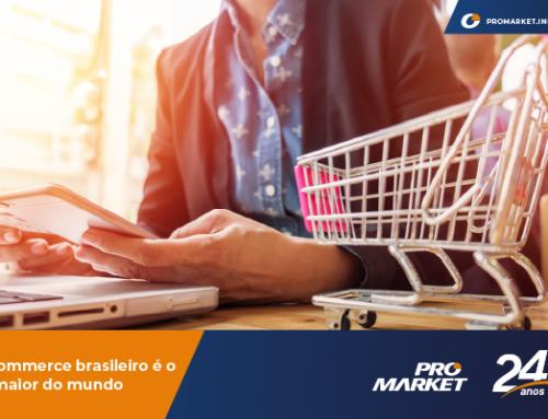 E-commerce brasileiro é o 4º maior do mundo